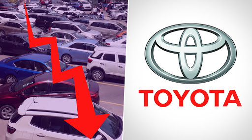 Auto Sector Crisis Toyota Motors - Auto Sector Crisis: Toyota Becomes 4th Company After General Motors, Hero MotoCorp and Ashok Leyland to Launch VRS For Permanent Employees During Festive Season