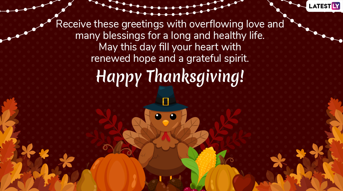 Happy Thanksgiving Day 2019 Greetings WhatsApp Stickers Facebook Photos GIF Images Quotes