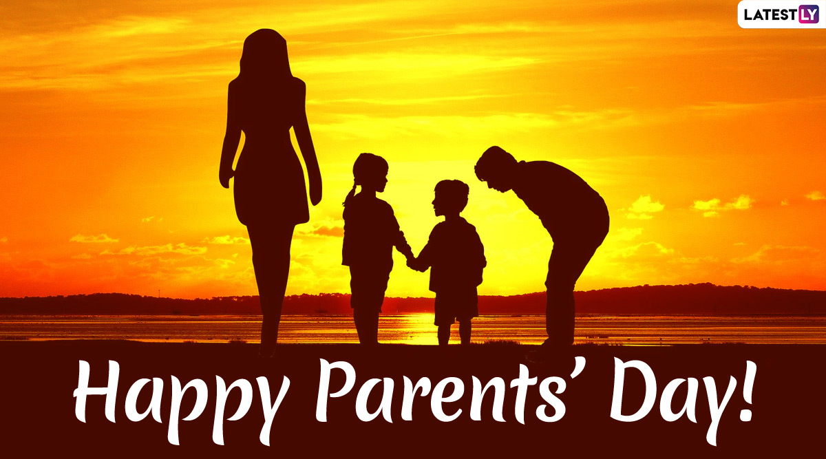 This year's theme is #choosetochallenge. Happy Parents' Day 2020 Greetings: WhatsApp Stickers, GIF ...