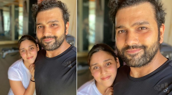 Cricket News | Rohit Sharma Shares Post Workout Picture ...