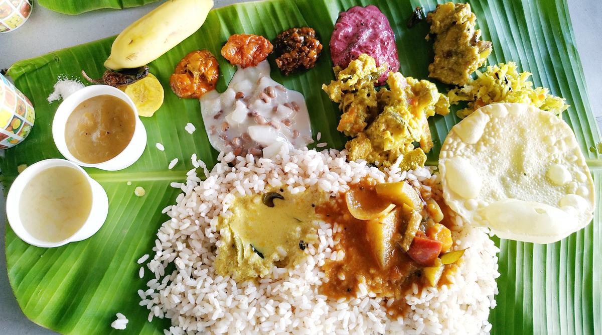 సాంప్రదాయ భోజనమే ద బెస్ట్