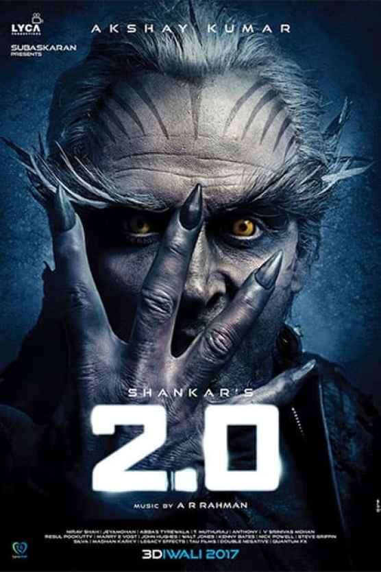 Image result for robot 2.0 cover