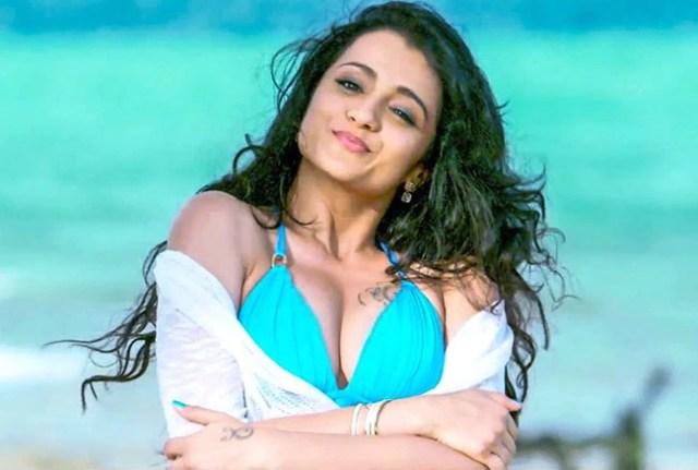 Trisha Krishnan Hot And Sexy Pictures