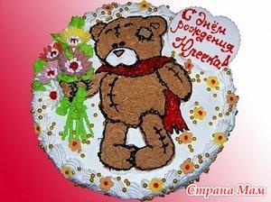 Домашние детские торты - Страна Мам