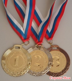 Как развесить медали на стене в комнате