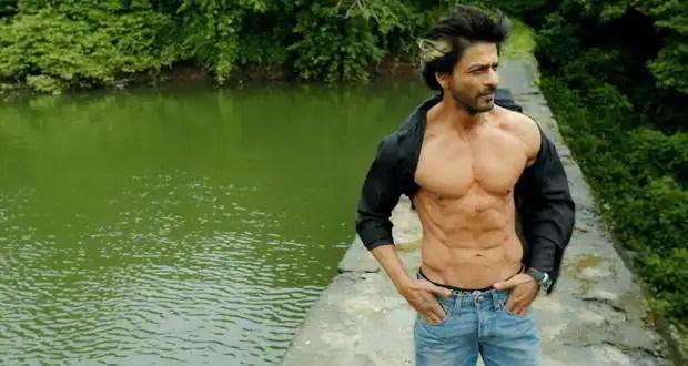 Shahrukh's Abs (1/4)