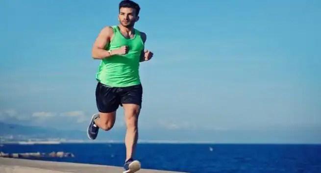 Running - substantial improvements in populationhealth