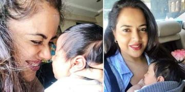 Sameera Reddy tips to overcome postpartum depression | TheHealthSite