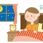 育児中に疲れて眠いのに眠れないのはなぜ?いつまで続くの?