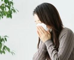 秋 花粉症 原因 症状