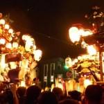 川越祭り2017年の日程や見どころは?昼と夜で楽しみ方が違う!?