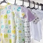 赤ちゃんの洗濯物は分けて洗う?いつまで?洗濯物の干し方は?