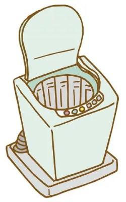 洗濯槽 掃除 簡単