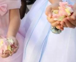 結婚式 子供 マナー