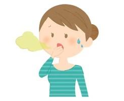 寝起き 口臭 対策