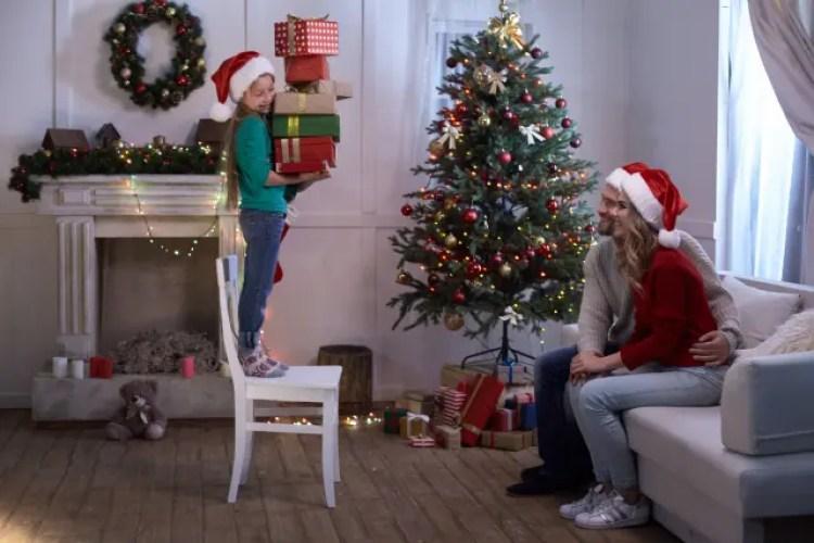 クリスマス 家族 過ごし方