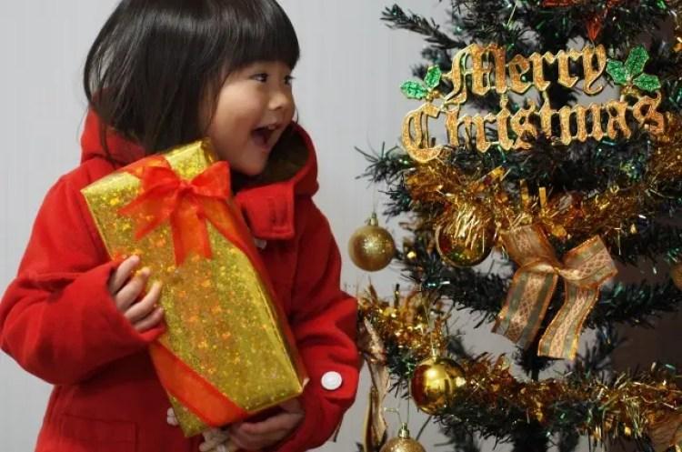 クリスマス プレゼント 子供 渡し方