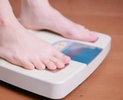 生理 体重 増える