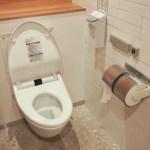 トイレの水の跳ね返りを防ぐには?便器の水は汚い?病気に感染する?