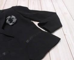 黒い服 パンツ ほこり 防止 取り方