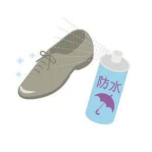靴 防水スプレー 頻度