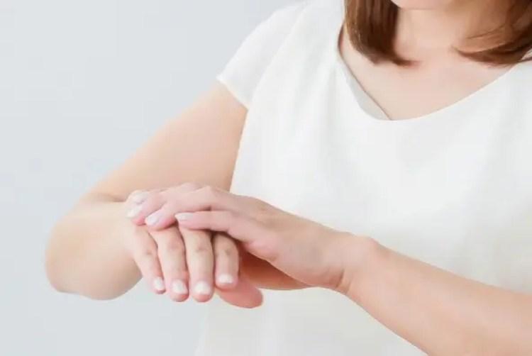 指 毛 処理 方法