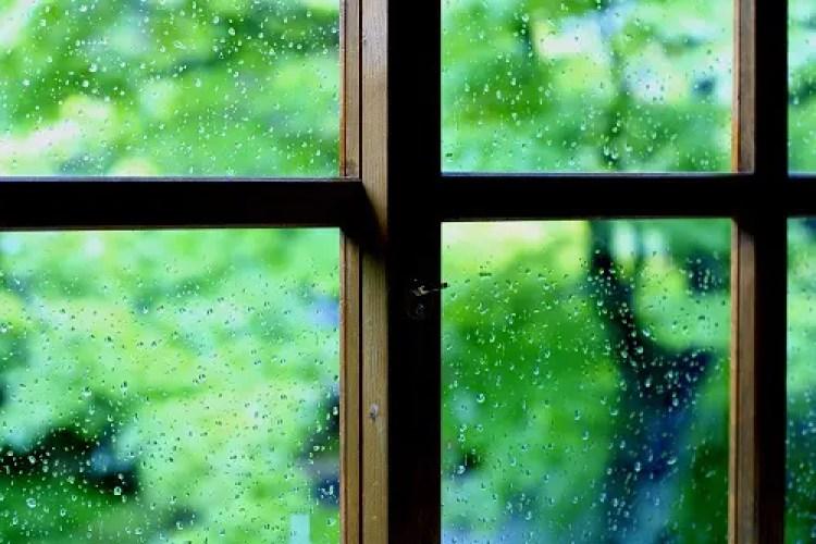 雨の日 窓 開けっぱなし 換気