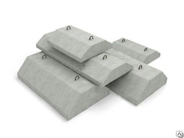 Плиты ленточных фундаментов ФЛ 12.12-3, цена в Омске от ...