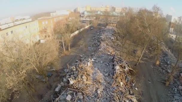 Vue Dessus Une Vieille Église Bois Kishinev République ...