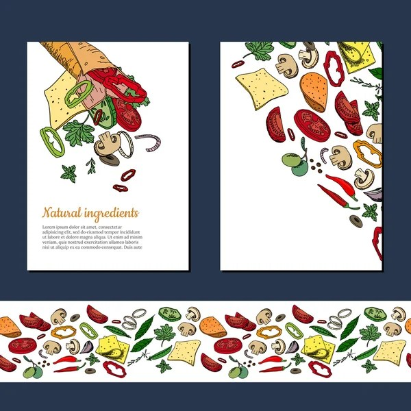 All you have to do is download the free mockup template and add your own label design, logo, badge or text into the smart layer and hit save. Gambar Kebab Stok Vektor Ilustrasi Gambar Kebab Bebas Royalti Depositphotos