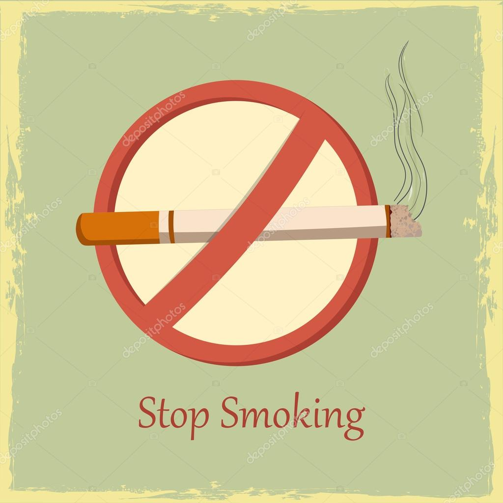 poster banner or flyer for no smoking day vector image by c alliesinteract vector stock 69616993