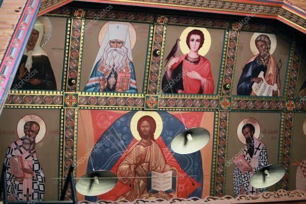 Картинки святых икон. Иконы святых в православной церкви ...
