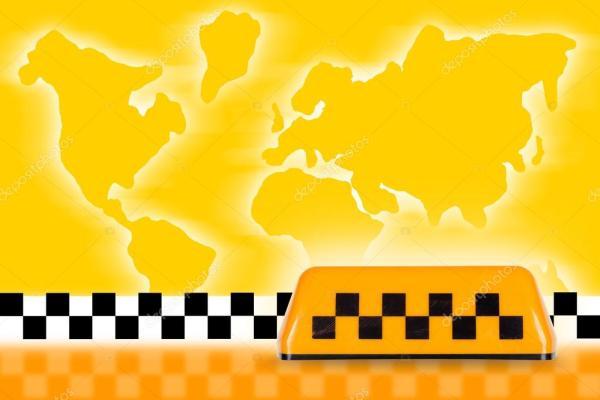 Шашки такси скачать. Знак такси — Стоковое фото © karych ...