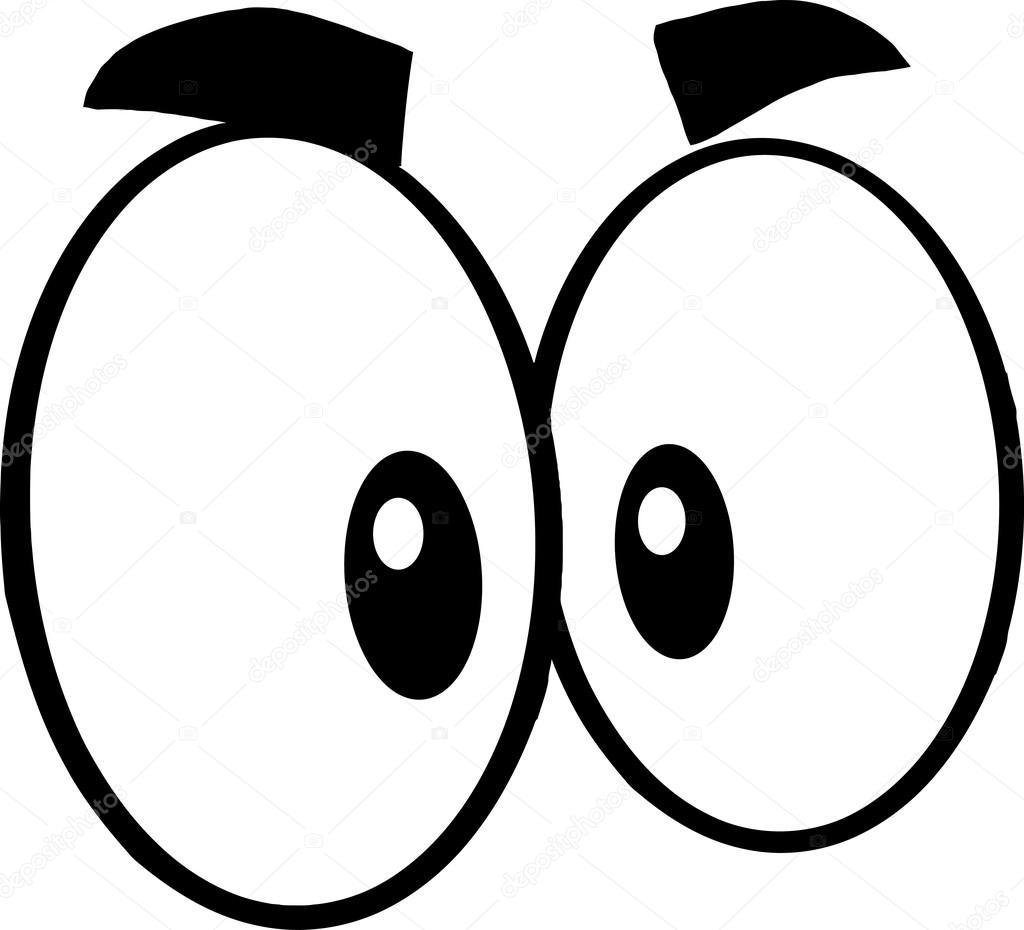 Mad Cartoon Eyes
