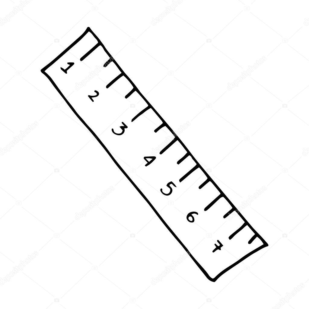 Ruler Drawn Design