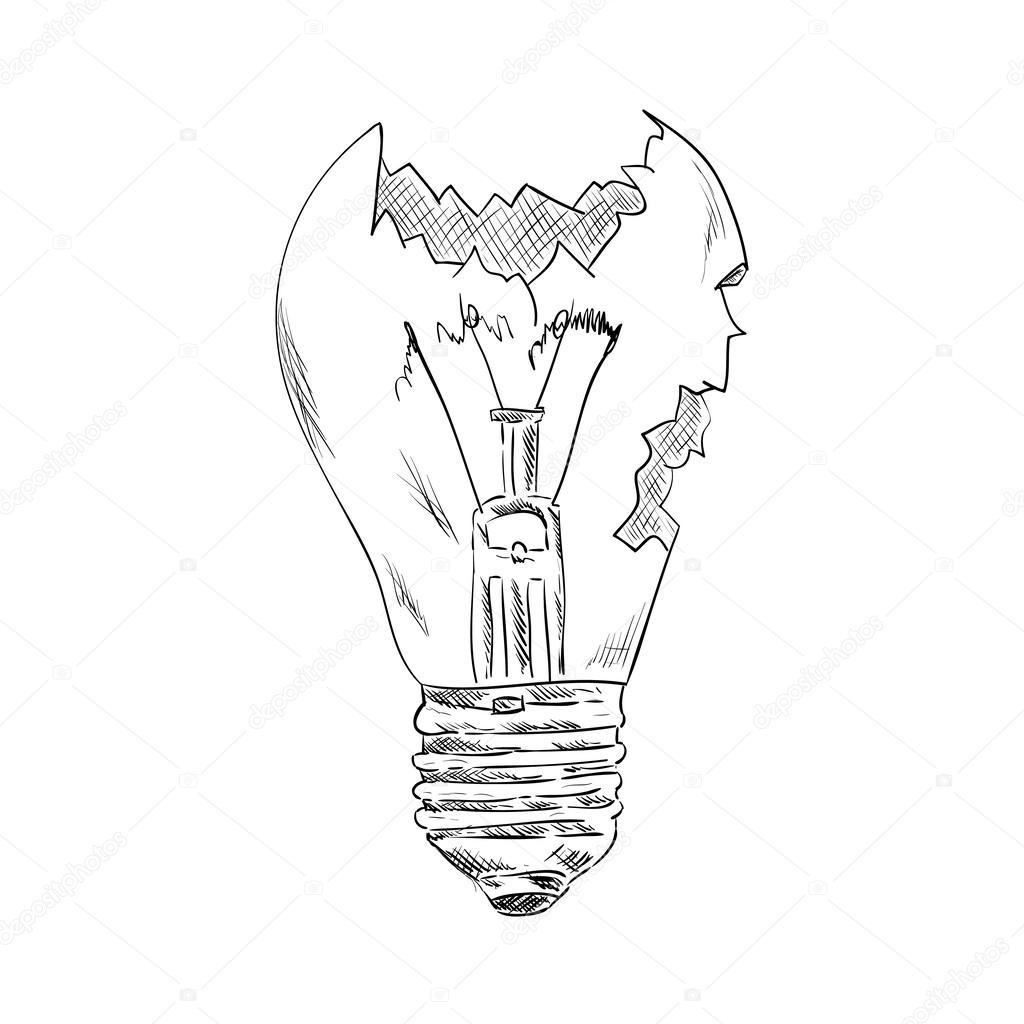 Lampada Quebrada