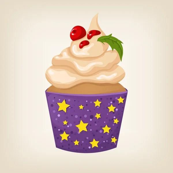 可愛的扭漩渦冰淇淋錐形巧克力矢量插畫卡通 — 圖庫矢量圖像© anitnov #189515462