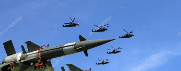 Современные российские зенитные ракеты и военные самолеты ...