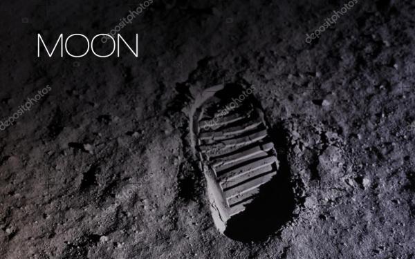 Луна - Высокое разрешение изображения представляет планеты ...
