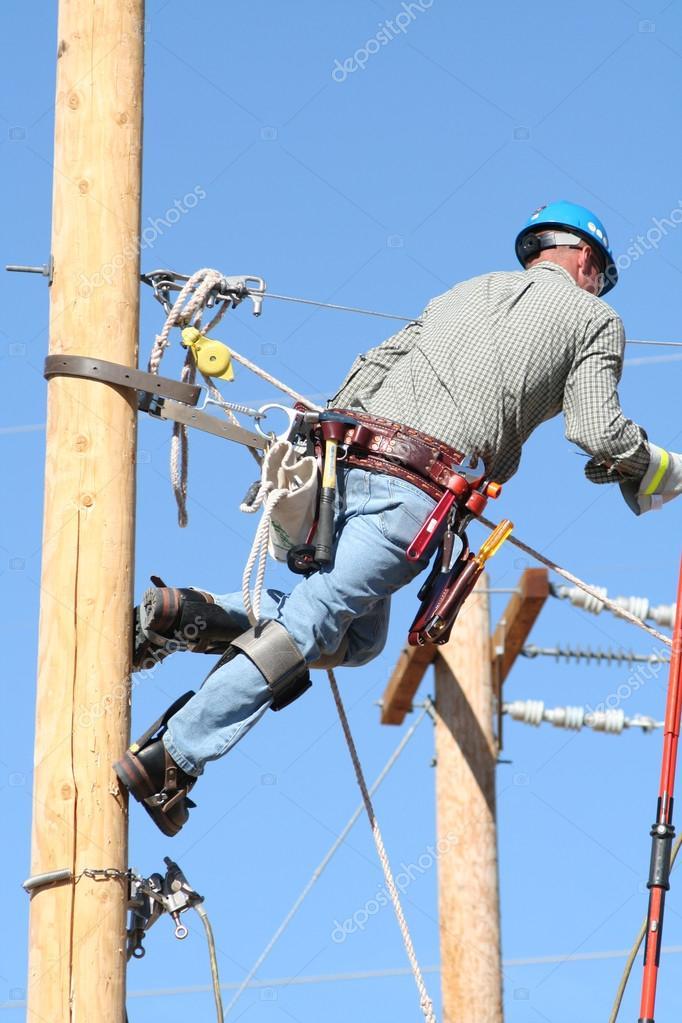 Power Electrical Lineman