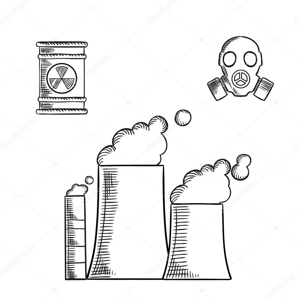 Industrial Pollution And Destruction Of Environment
