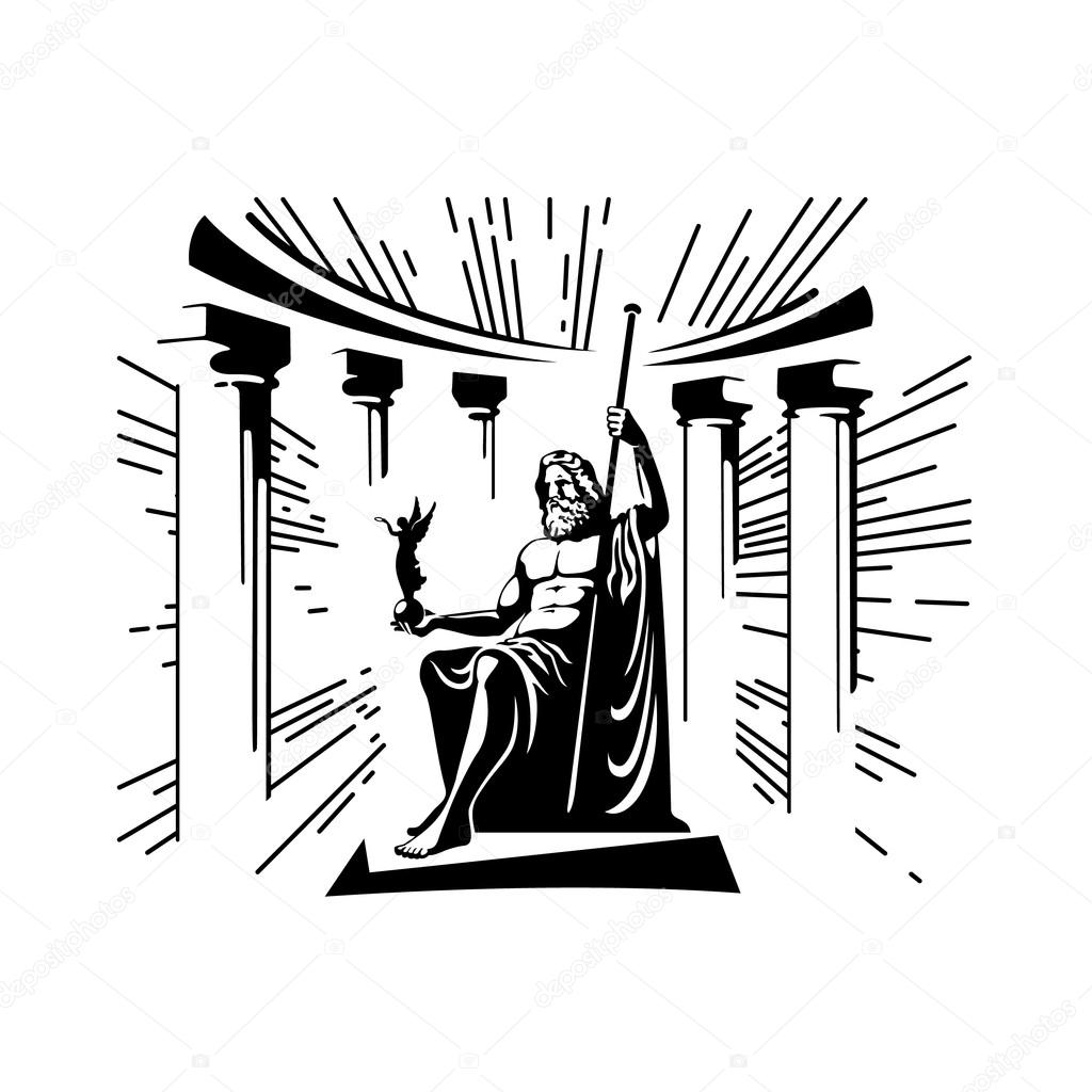 God On The Throne