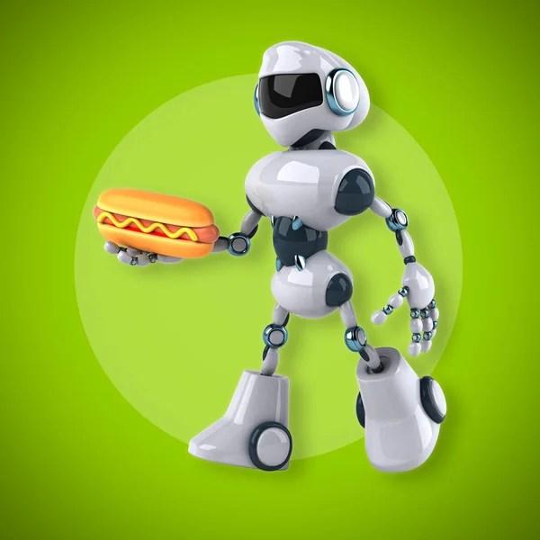 Мультик собака робот. Мультфильм собака робот — Стоковое ...