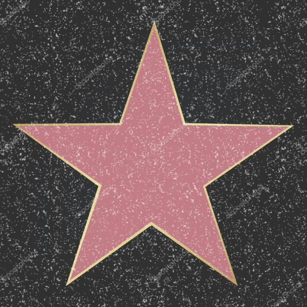 Звезда вектор скачать. Звезда Аллеи славы — Векторное ...