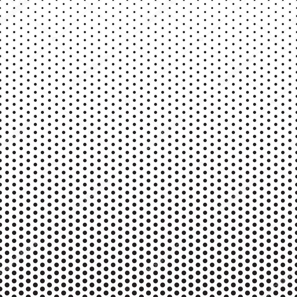 Fade Dot Patterns Vector