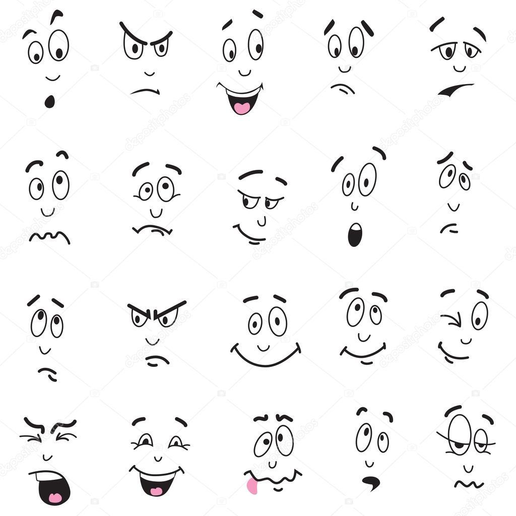 Expressoes Faciais