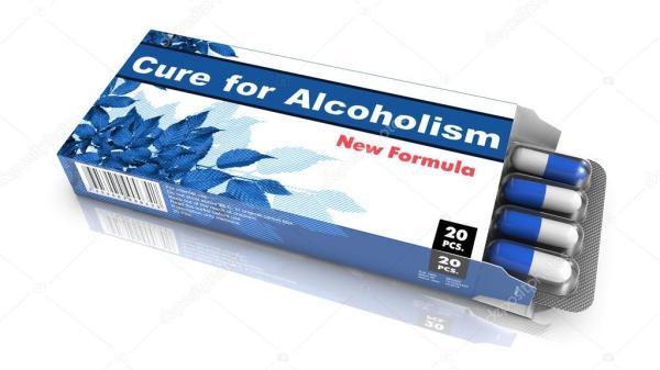 лекарство от алкоголизма - таблетки блистерной упаковки ...