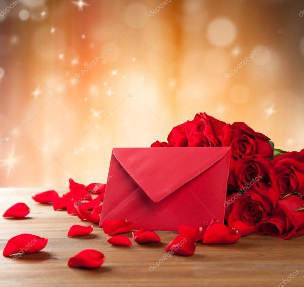 木製の机の上のバラの花束 — ストック写真 © jag_cz #63989251