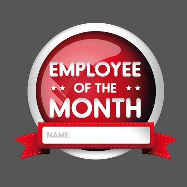 vector employee of the month images
