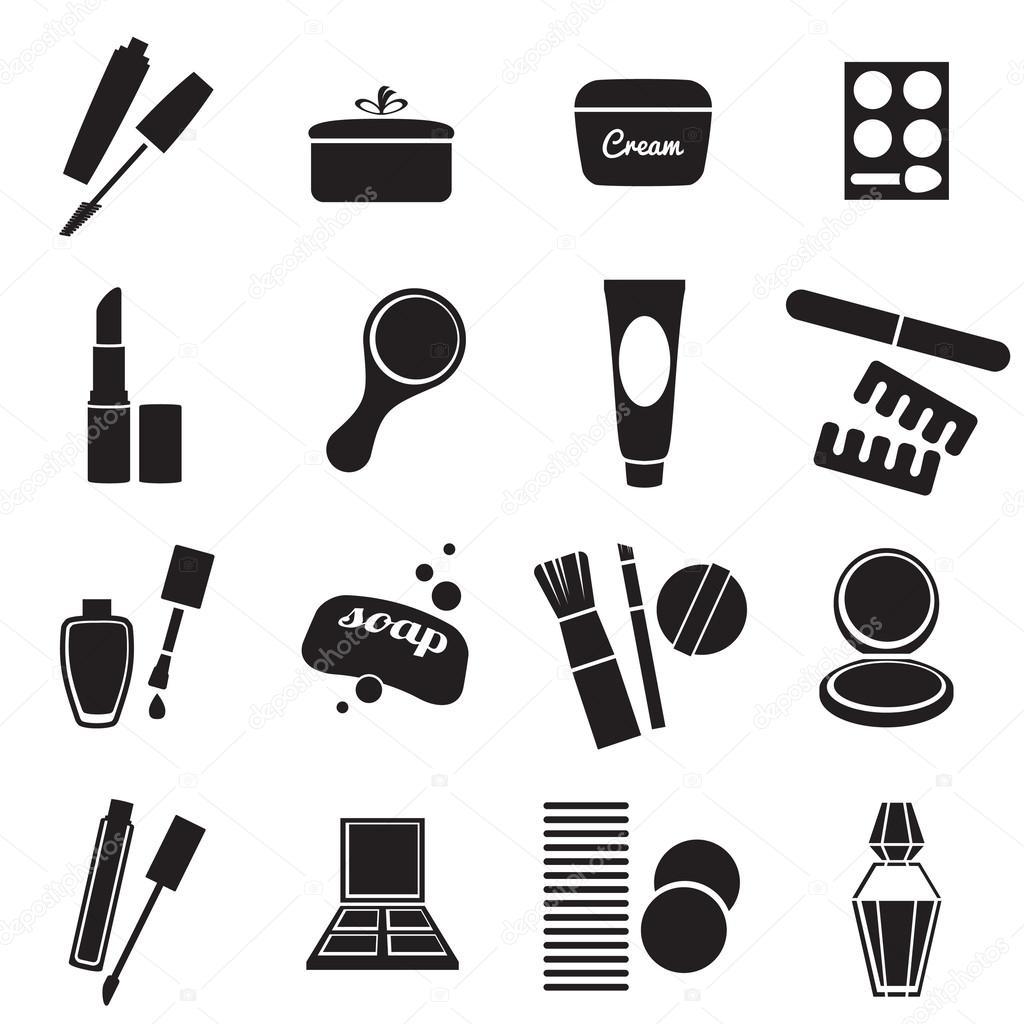 Icono De Productos Cosmeticos